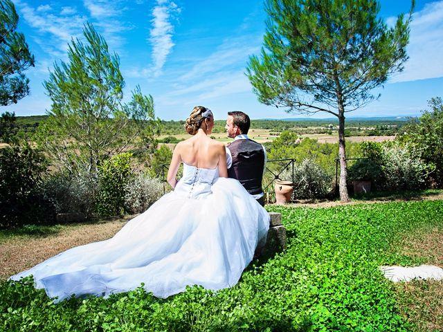 Le mariage de Olivier et Megane à Nîmes, Gard 11