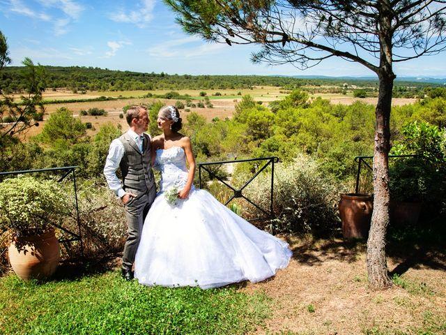 Le mariage de Olivier et Megane à Nîmes, Gard 12