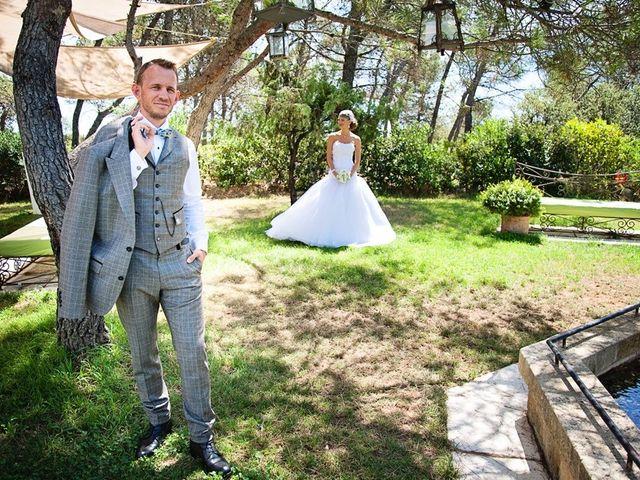 Le mariage de Olivier et Megane à Nîmes, Gard 14