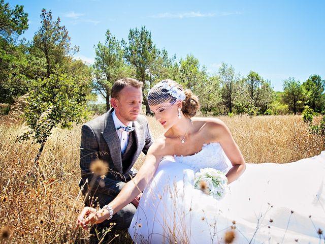 Le mariage de Olivier et Megane à Nîmes, Gard 19