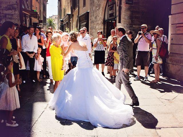 Le mariage de Olivier et Megane à Nîmes, Gard 22
