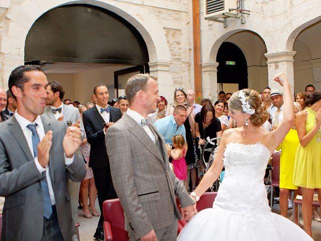 Le mariage de Olivier et Megane à Nîmes, Gard 23