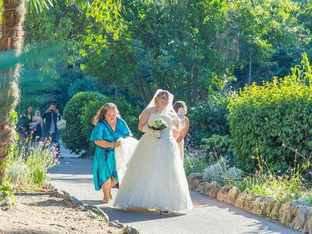 Le mariage de Lamine et Eurydice à Montpellier, Hérault 12