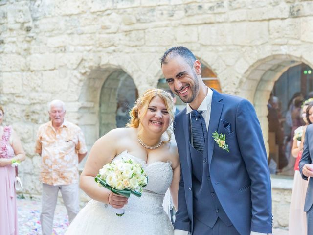 Le mariage de Eurydice et Lamine