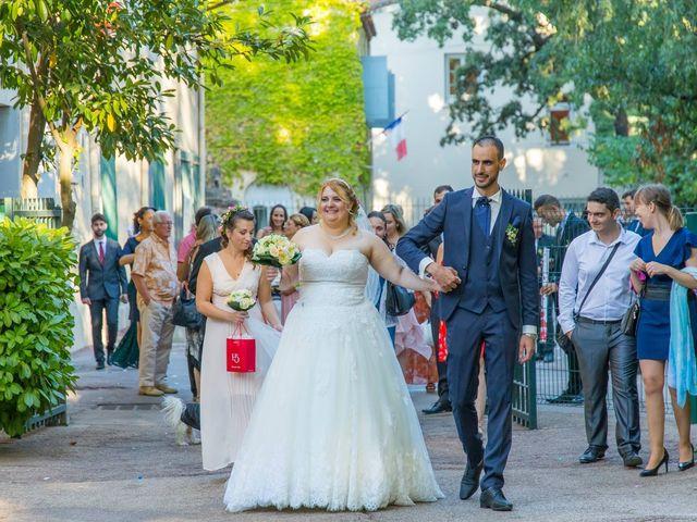 Le mariage de Lamine et Eurydice à Montpellier, Hérault 28