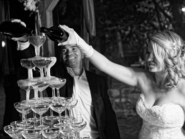 Le mariage de Nicolas et Audrey à Serrières-de-briord, Ain 6