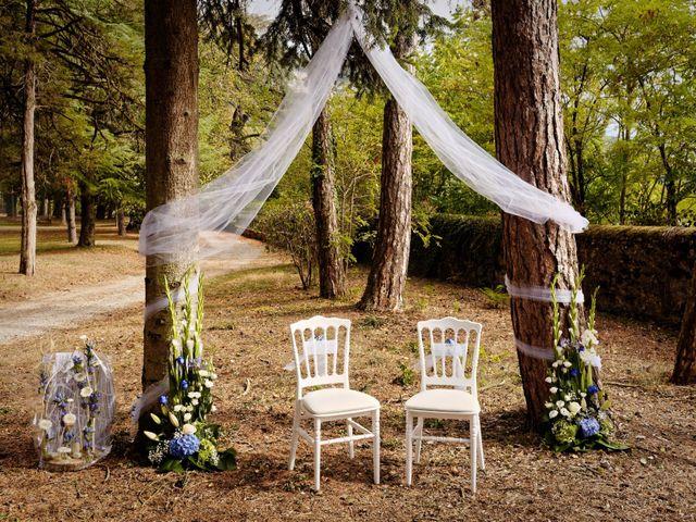 Le mariage de Nicolas et Audrey à Serrières-de-briord, Ain 11