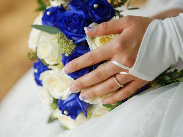 Le mariage de Nicolas et Audrey à Serrières-de-briord, Ain 34