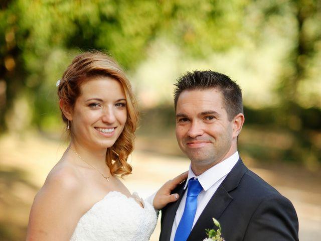 Le mariage de Nicolas et Audrey à Serrières-de-briord, Ain 44