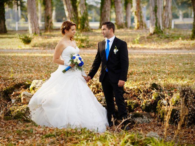 Le mariage de Nicolas et Audrey à Serrières-de-briord, Ain 45