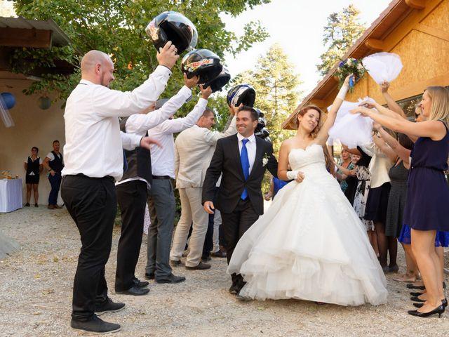 Le mariage de Nicolas et Audrey à Serrières-de-briord, Ain 52