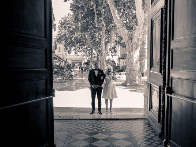 Le mariage de Christophe et Fanny à Solliès-Pont, Var 3
