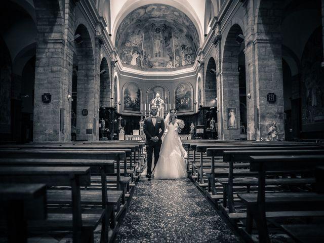 Le mariage de Christophe et Fanny à Solliès-Pont, Var 8