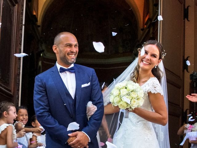 Le mariage de Christophe et Fanny à Solliès-Pont, Var 10