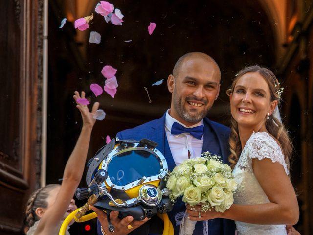 Le mariage de Christophe et Fanny à Solliès-Pont, Var 12