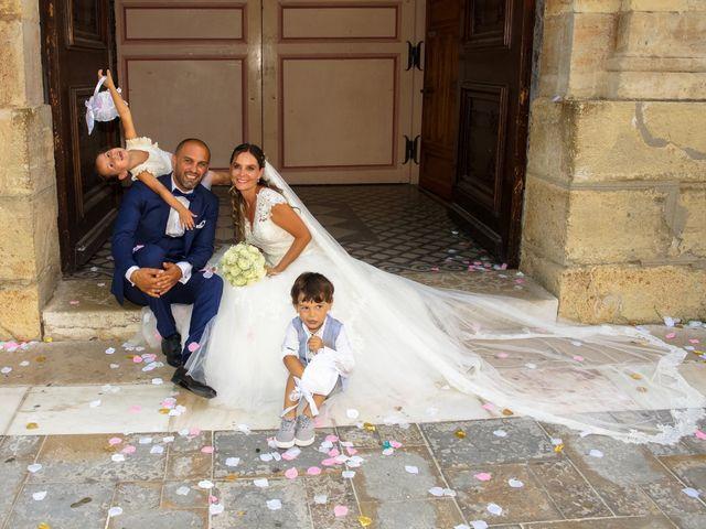 Le mariage de Christophe et Fanny à Solliès-Pont, Var 13