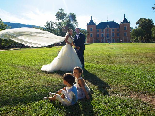 Le mariage de Christophe et Fanny à Solliès-Pont, Var 15