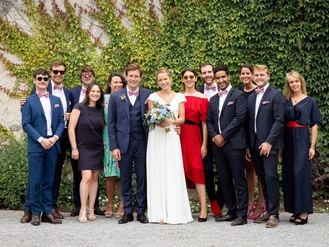 Le mariage de Maxime et Laëtitia à Aubusson, Creuse 7