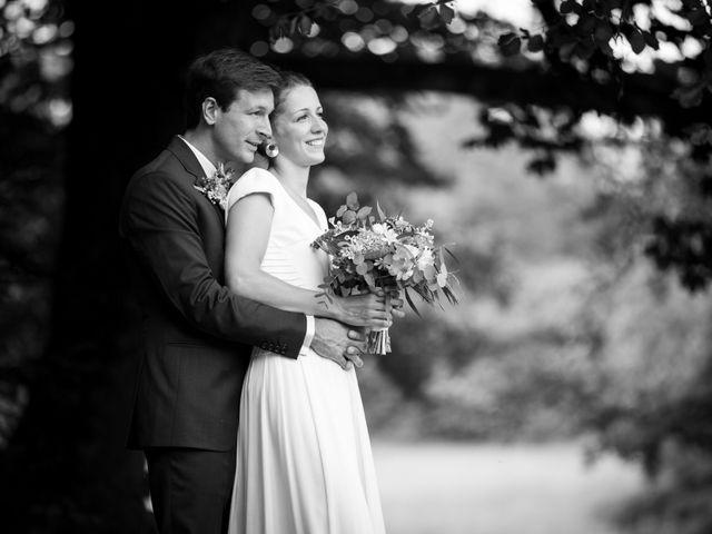 Le mariage de Maxime et Laëtitia à Aubusson, Creuse 10