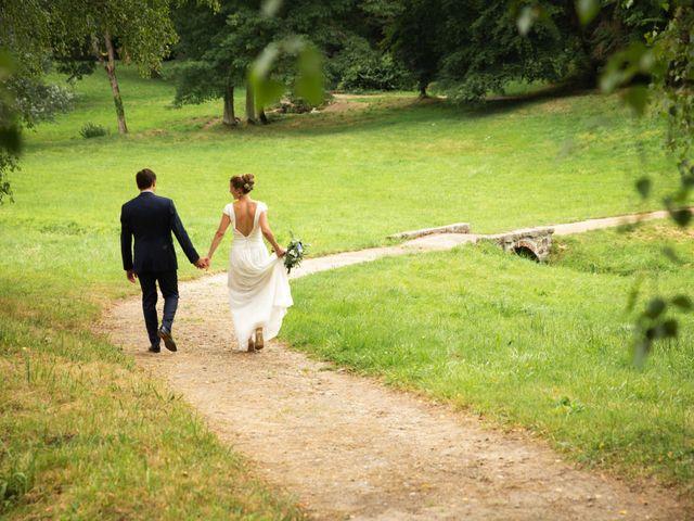 Le mariage de Maxime et Laëtitia à Aubusson, Creuse 13