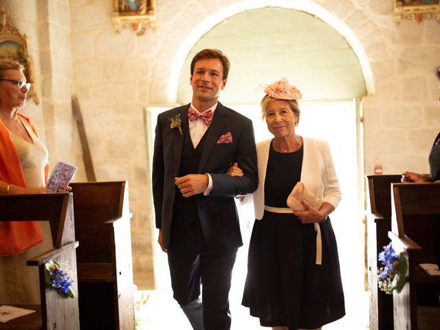 Le mariage de Maxime et Laëtitia à Aubusson, Creuse 16