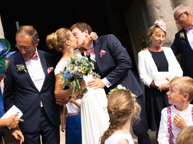 Le mariage de Maxime et Laëtitia à Aubusson, Creuse 21