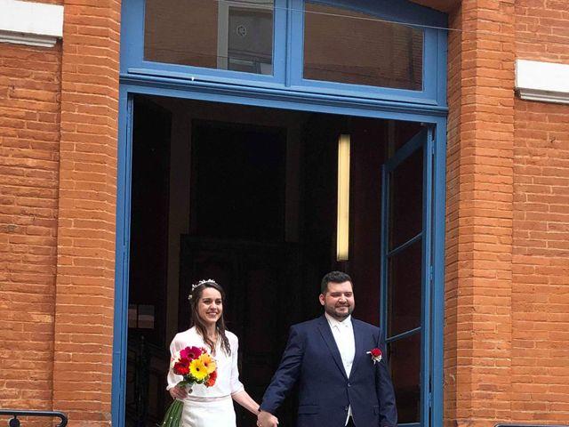 Le mariage de Flore et Alexis à Montauban, Tarn-et-Garonne 5