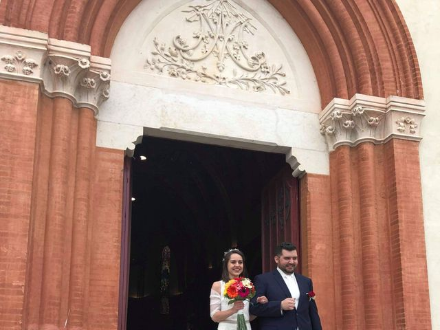 Le mariage de Flore et Alexis à Montauban, Tarn-et-Garonne 7