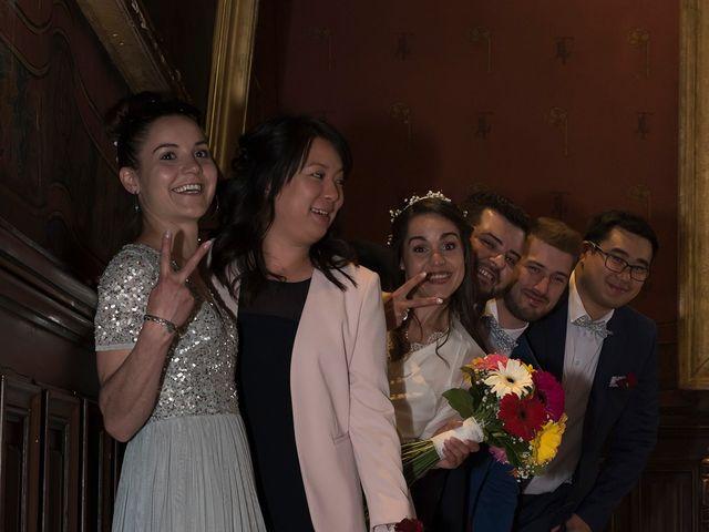 Le mariage de Flore et Alexis à Montauban, Tarn-et-Garonne 11