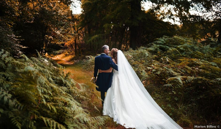 Le mariage de Cyrille et Kim à Avessac, Loire Atlantique