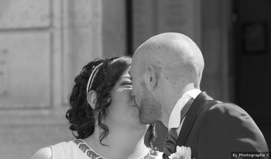Le mariage de Eddy et Valentine à Gometz-le-Châtel, Essonne