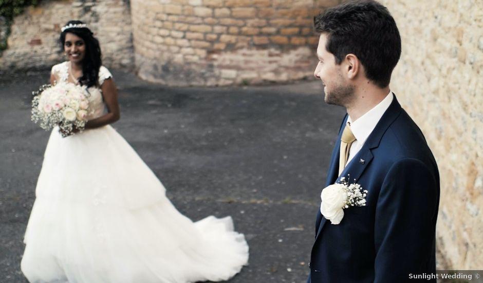 Le mariage de Anthony et Sandrine à Lyon, Rhône