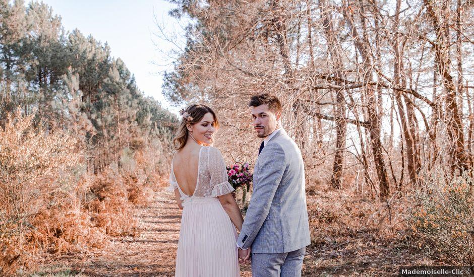 Le mariage de David et Anaelle à Arès, Gironde