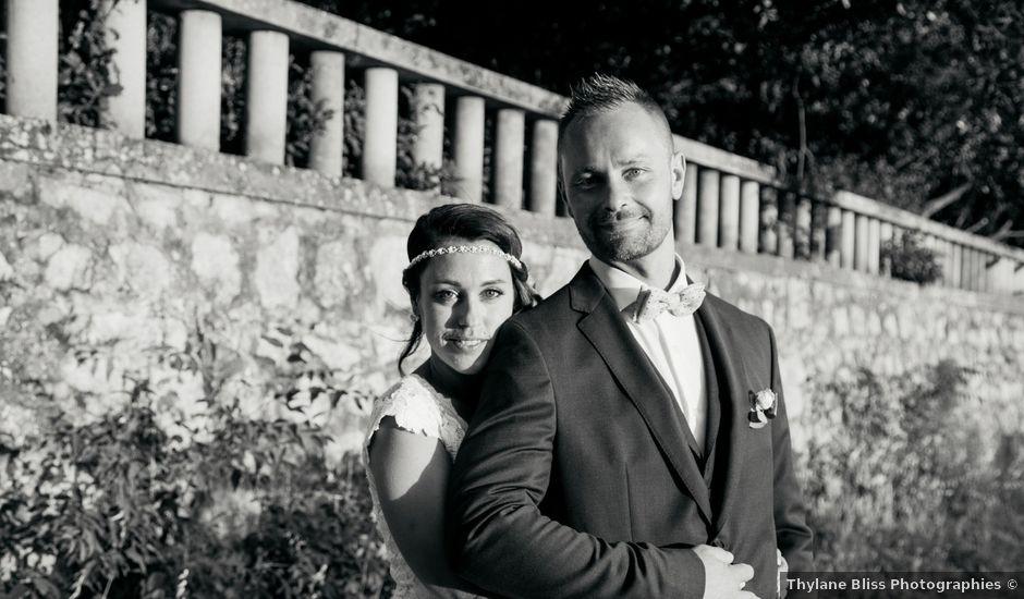 Le mariage de Julien et July à La Garde, Var