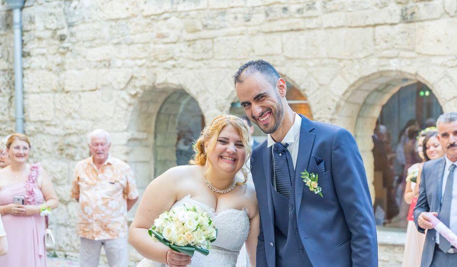 Le mariage de Lamine et Eurydice à Montpellier, Hérault