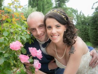 Le mariage de Christelle et Mickael