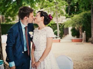 Le mariage de Ning et Lionel