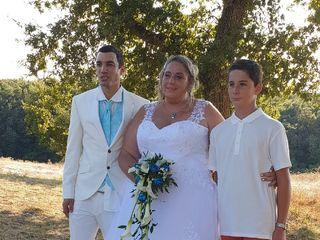Le mariage de Virginie  et Sébastien  1