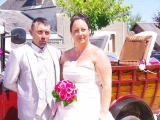 Le mariage de virginie et paulo