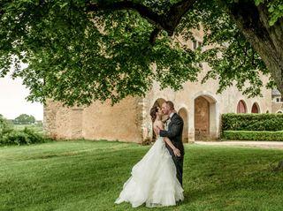 Le mariage de Elodie et John