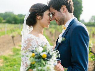 Le mariage de Manon et Alfred