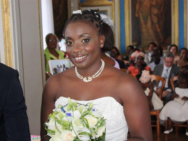 Le mariage de Steve et Hélène à Chilly-Mazarin, Essonne 1