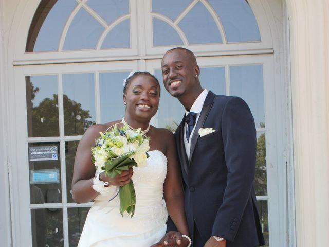 Le mariage de Steve et Hélène à Chilly-Mazarin, Essonne 4