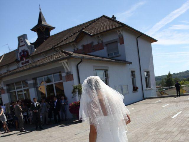 Le mariage de Matthieu et Julie à Offemont, Territoire de Belfort 25