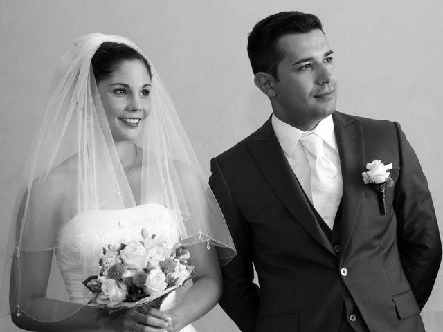 Le mariage de Matthieu et Julie à Offemont, Territoire de Belfort 35