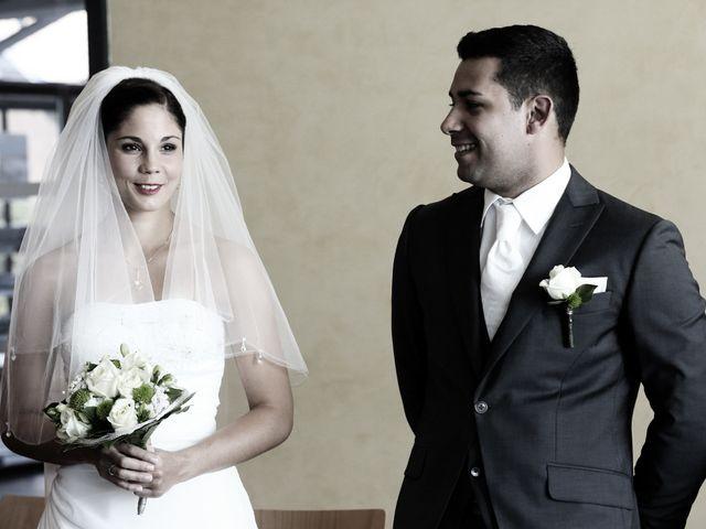 Le mariage de Matthieu et Julie à Offemont, Territoire de Belfort 36