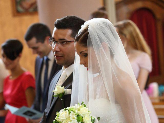 Le mariage de Matthieu et Julie à Offemont, Territoire de Belfort 47
