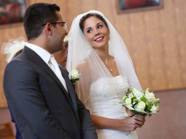 Le mariage de Matthieu et Julie à Offemont, Territoire de Belfort 52