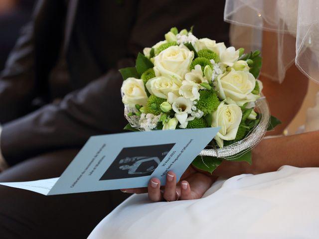Le mariage de Matthieu et Julie à Offemont, Territoire de Belfort 54