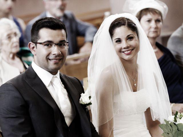 Le mariage de Matthieu et Julie à Offemont, Territoire de Belfort 56
